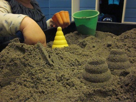 Kjøpe sand til sandkasse