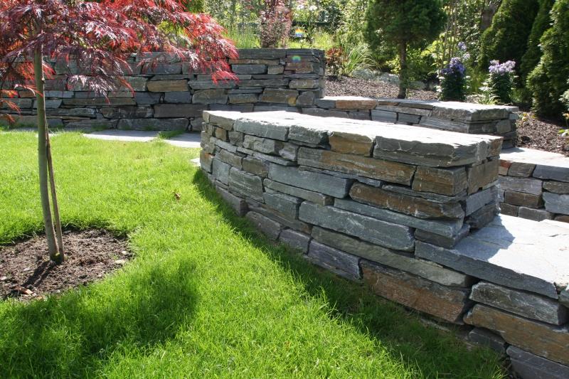 Natursteinsmur møre og romsdal